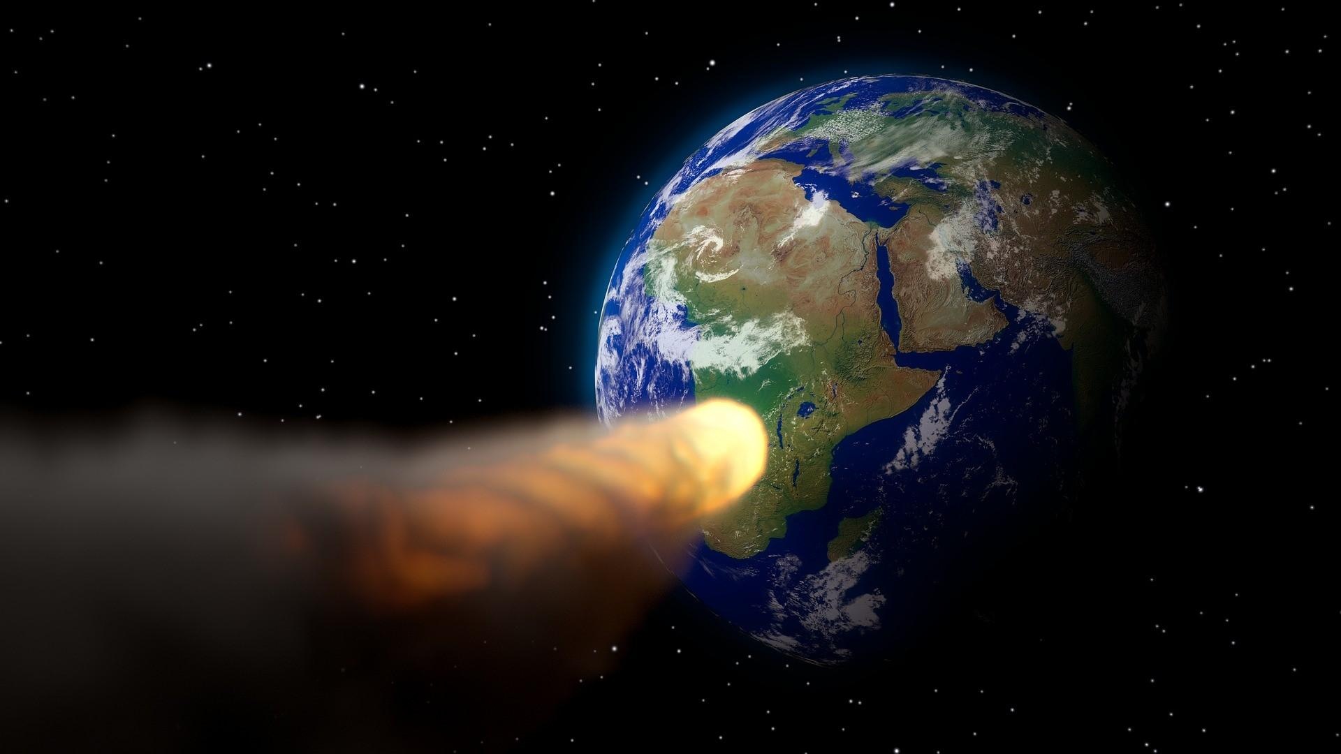 asteroid near earth today - HD1920×1080